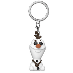 Porta-chaves Pocket POP! Disney Frozen 2: Olaf