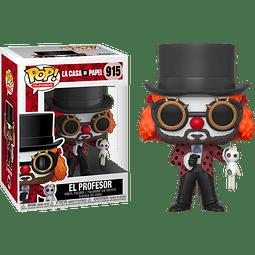 POP! TV: La Casa de Papel - El Profesor