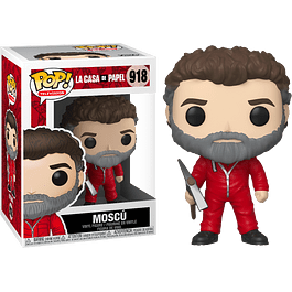 POP! TV: La Casa de Papel - Moscú