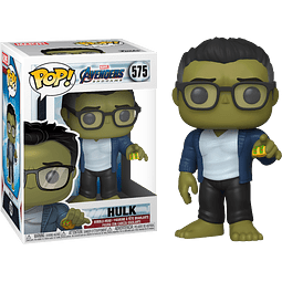 POP! Marvel Avengers Endgame: Hulk (with Taco)