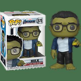 POP! Marvel Avengers Endgame: Hulk (with Taco)