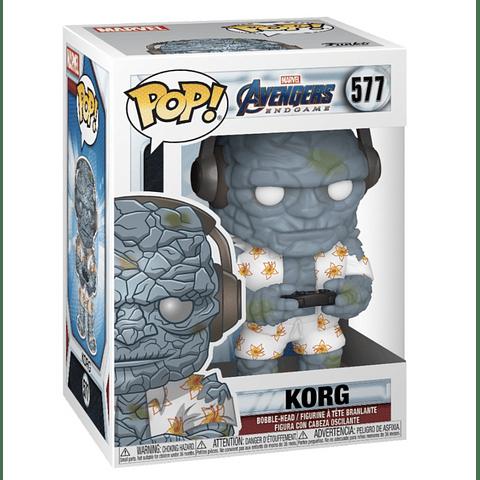 POP! Marvel Avengers Endgame: Gamer Korg