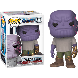 POP! Marvel Avengers Endgame: Thanos in the Garden