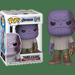 POP! Marvel Avengers Endgame: Thanos in the Garden