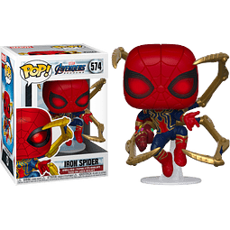 POP! Marvel Avengers Endgame: Iron Spider