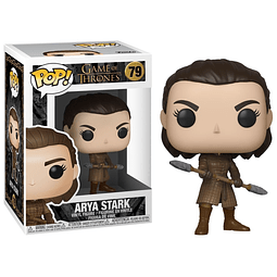 POP! Game of Thrones: Arya Stark (with Two Headed Spear)