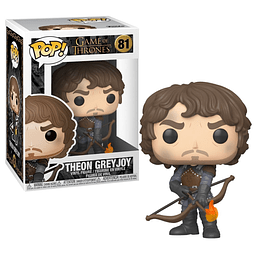 POP! Game of Thrones: Theon Greyjoy (with Flaming Arrows)