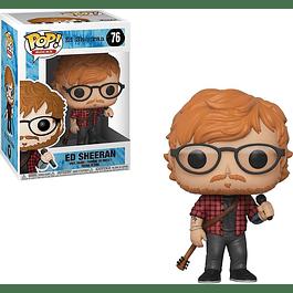 POP! Rocks: Ed Sheeran