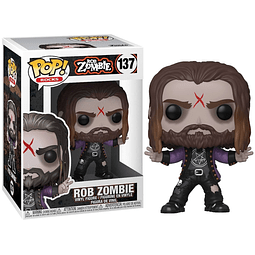 POP! Rocks: Rob Zombie