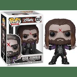 POP! Rocks: Rob Zombie