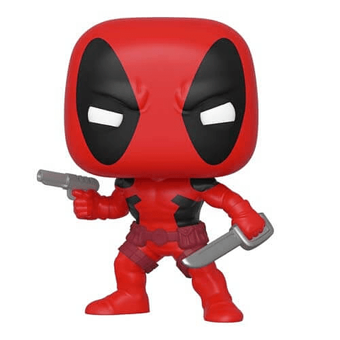 POP! Marvel 80 Years: Deadpool (First Appearance)