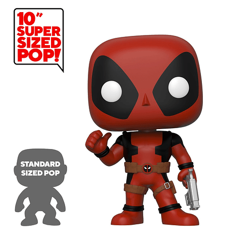 POP! Deadpool: Deadpool Thumb Up Special Edition (Super Sized)