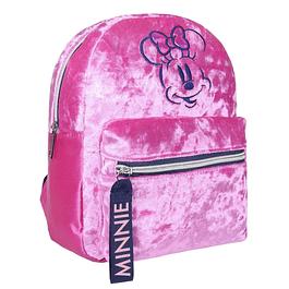 Mochila Disney Casual Fashion Plush Minnie