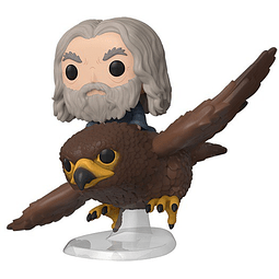 POP! Movies: The Lord of the Rings - Gandalf on Gwaihir