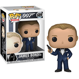 POP! Movies: 007 - James Bond from Casino Royale