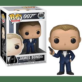 POP! Movies: 007 - James Bond from Casino Royale