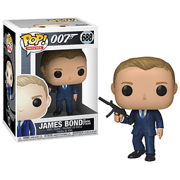 POP! Movies: 007 - James Bond from Quantum of Solace