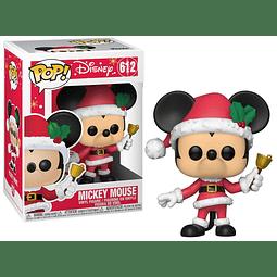 POP! Disney Holiday: Mickey Mouse