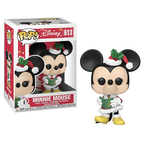 POP! Disney Holiday: Minnie Mouse