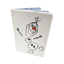 Notebook A5 Premium Frozen 2 Olaf