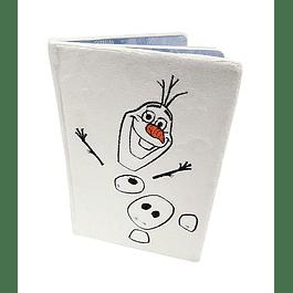 Notebook A5 Premium Frozen 2 Olaf
