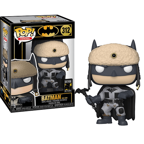 POP! Heroes: Red Son Batman 2003