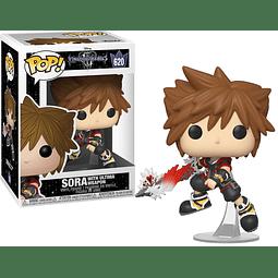 POP! Kingdom Hearts 3: Sora with Ultima Weapon
