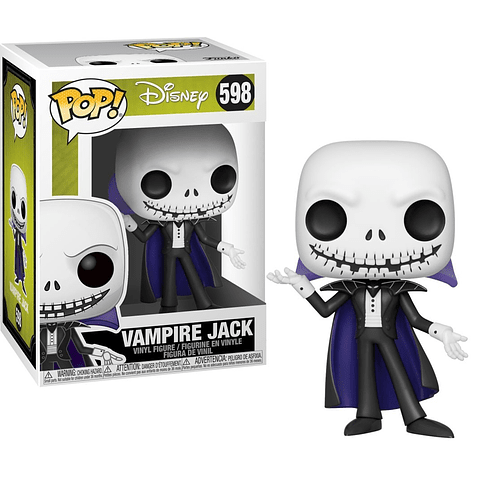 POP! Disney: Vampire Jack
