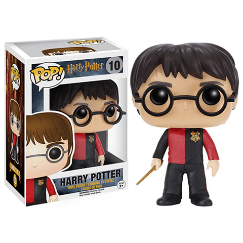 POP! Harry Potter: Harry Potter Triwizard