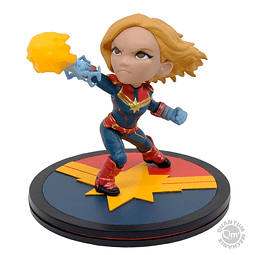 Q-Fig Captain Marvel - Captain Marvel