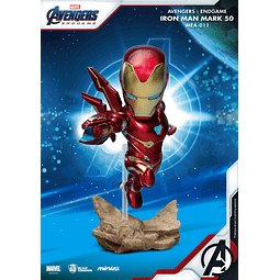 Figura Mini Egg Attack Avengers: Endgame - Iron Man Mark 50