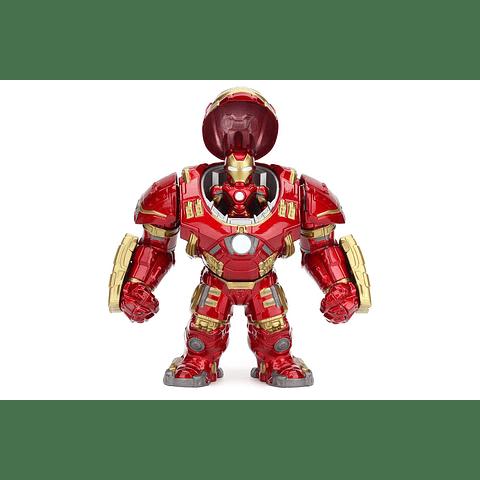 MetalFigs: Marvel Avengers Age of Ultron Hulkbuster & Iron Man