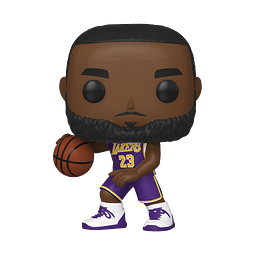 POP! Basketball: Los Angeles Lakers - LeBron James