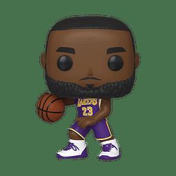 POP! Basketball: Los Angeles Lakers - LeBron James