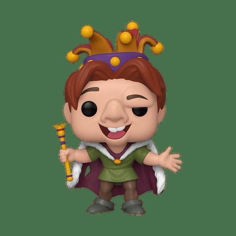 POP! Disney The Hunchback of Notre Dame: Quasimodo (Fool)
