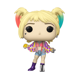 POP! Heroes: Birds of Prey - Harley Quinn (Caution Tape)