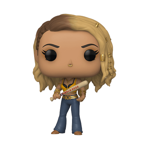 POP! Heroes: Birds of Prey - Black Canary (Boobytrap Battle)