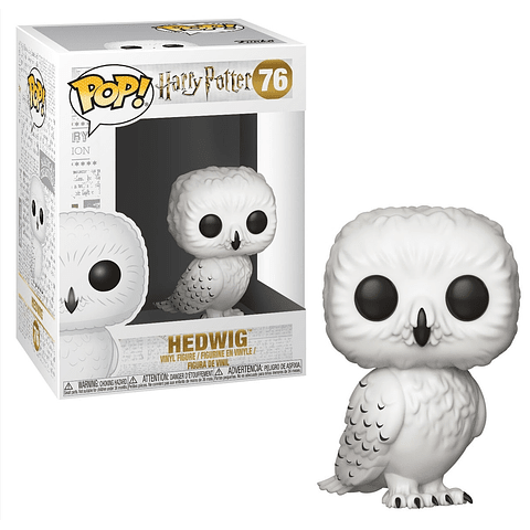 POP! Harry Potter: Hedwig