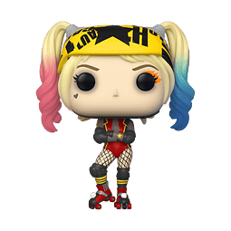 POP! Heroes: Birds of Prey - Harley Quinn (Roller Derby)