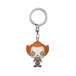 Porta-chaves Pocket POP! IT Chapter 2: Pennywise