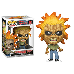 POP! Rocks: Iron Maiden - Iron Maiden Eddie