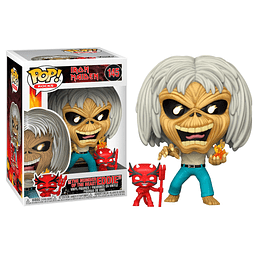 POP! Rocks: Iron Maiden - The Number of the Beast Eddie