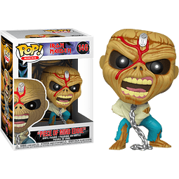 POP! Rocks: Iron Maiden - Piece of Mind Eddie
