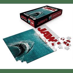 Puzzle 1000 Peças Jaws Movie Poster