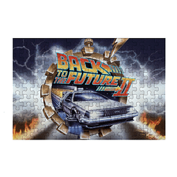 Puzzle 1000 Peças Back to the Future II BTTF