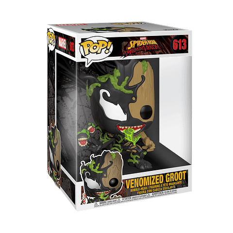 POP! Marvel Spider-Man Maximum Venom: Venomized Groot (Super Sized)