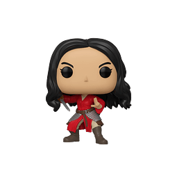 POP! Disney Mulan: Warrior Mulan