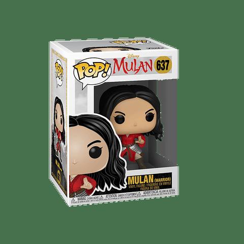 POP! Disney Mulan: Warrior Mulan