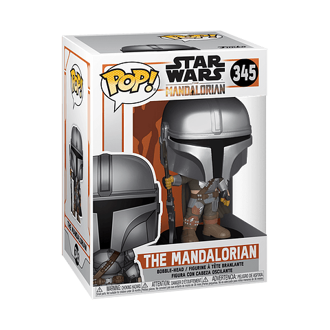 POP! Star Wars: The Mandalorian - The Mandalorian
