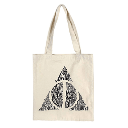 Saco Harry Potter Deathly Hallows